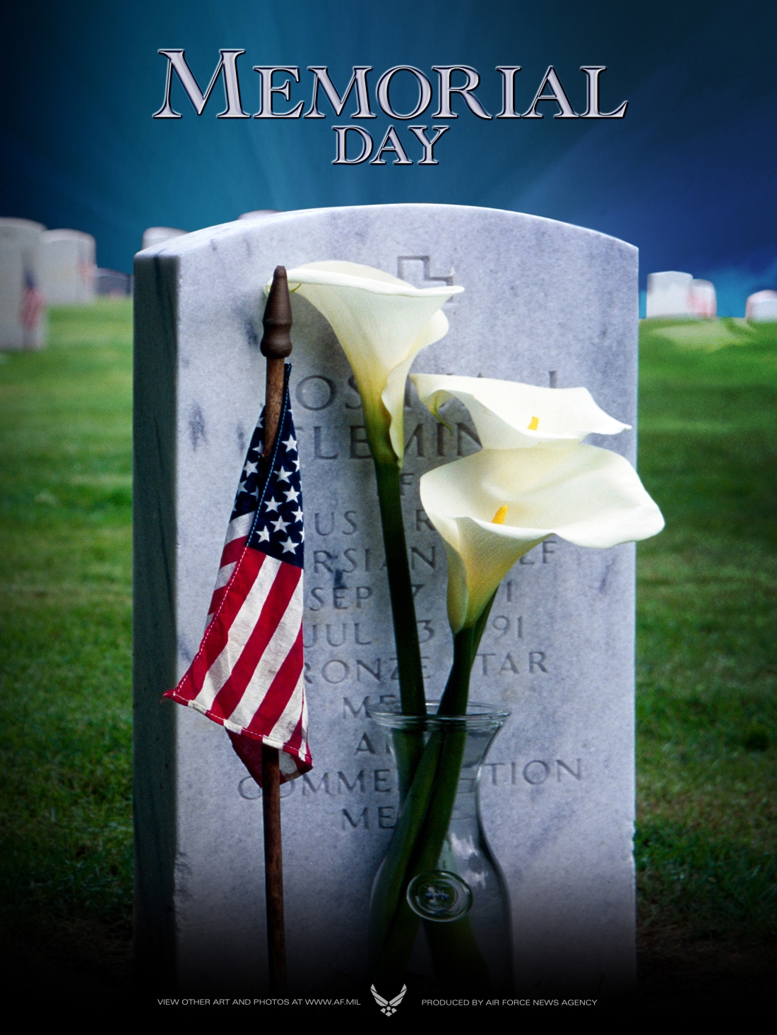 Reflections On Memorial Day >> Memorial Day Rural Reflections